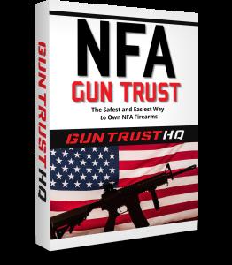 3D Gun Trust Cover